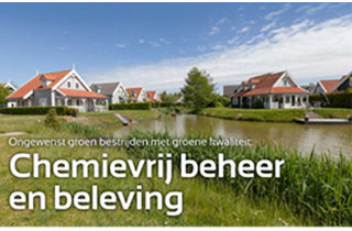 In de media - Chemievrij beheer en beleving