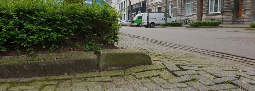 In de media - Straatbeeld april 2019 - 2